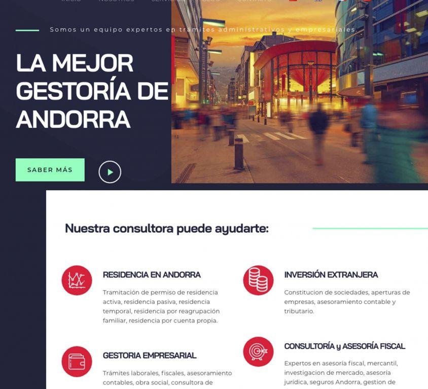 "Aparacand ""Gestoria & Asesoria Fiscal"" Andorra"