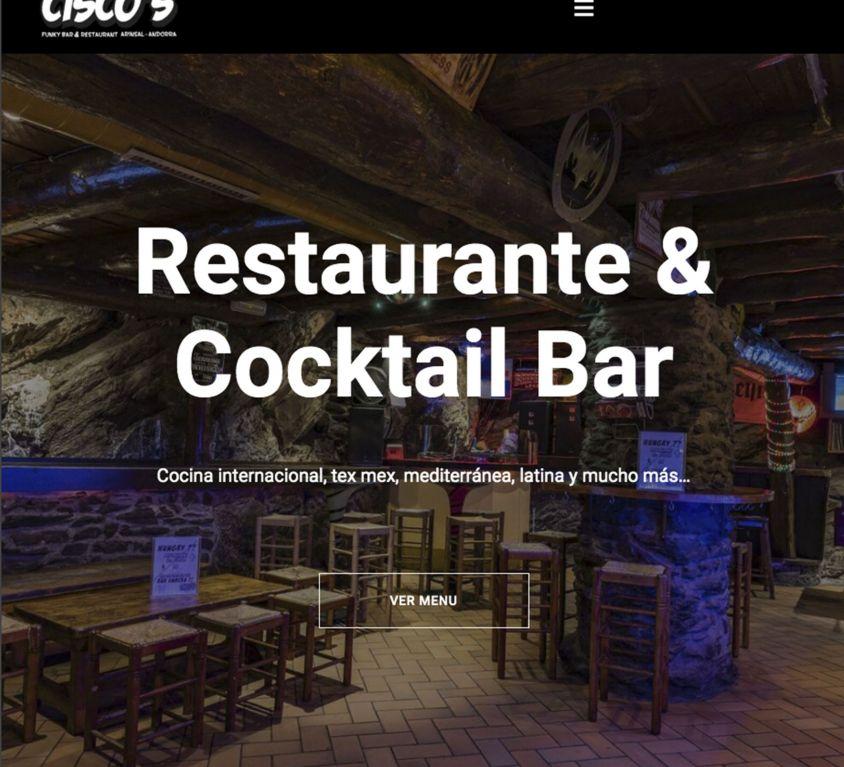 Ciscos Restaurane & Cocktail Bar