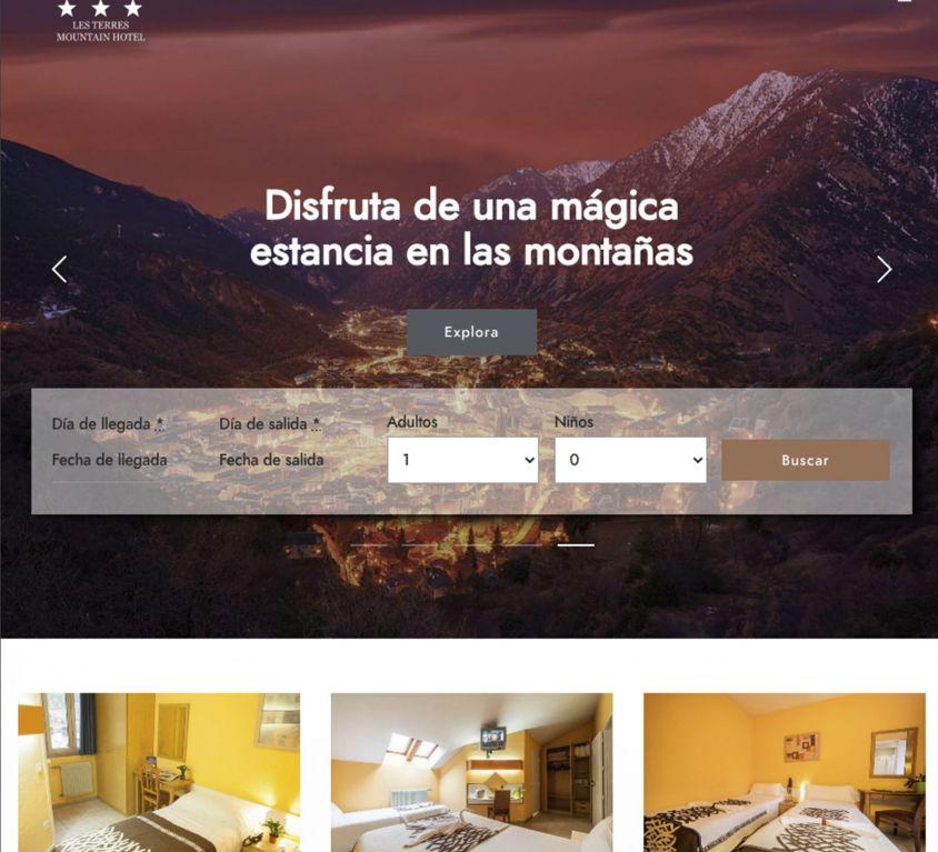 Hotel Les Terres Andorra