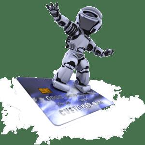 Posicionamiento Web #1 Robot